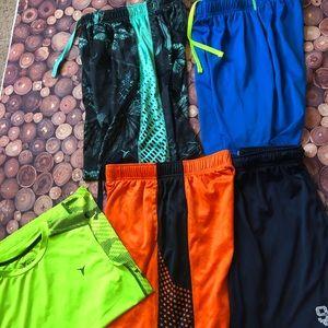 4 Old Navy Shorts plus BONUS! Size 8